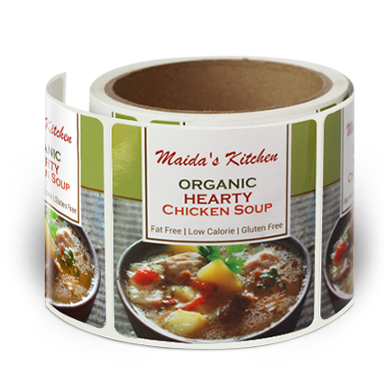 Packaging Labels Custom Food And Product Labels By